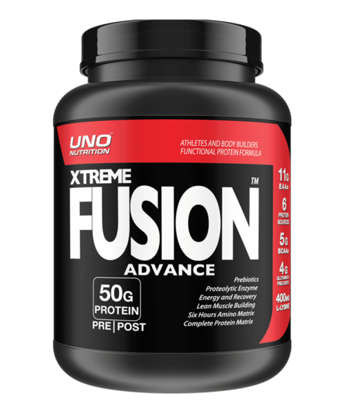 Sports Nutrition Uno Nutrition Xtreme Fusion Advance