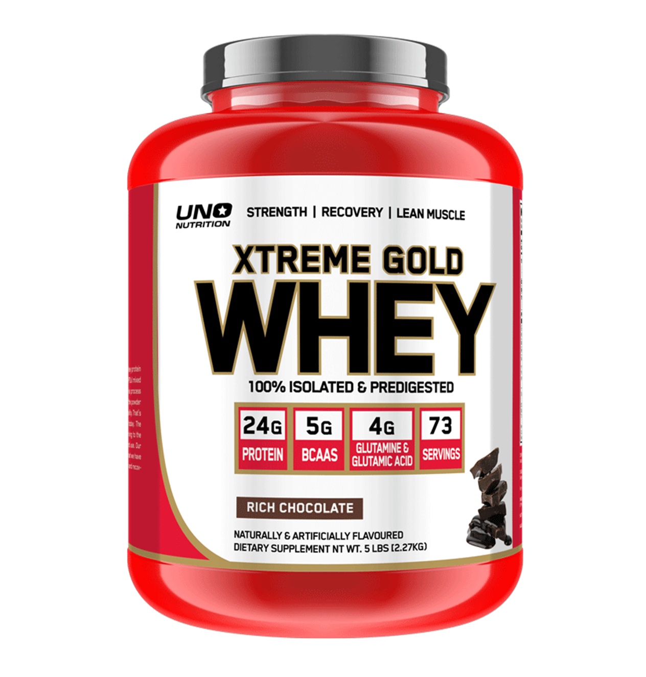 Sports Nutrition Uno Nutrition Xtreme Gold Whey